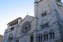 "Genova / ""la Superba"" ... beautiful italian city / by Cookie's Cool"