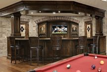 Man cave room ideas / by Julie Wade