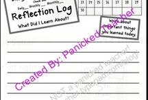 Student Portfolios / by Panicked Teacher