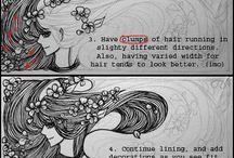 Art tutorial / by Susanne Mackenzie