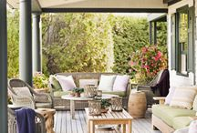 On the porch / by VELUX America