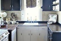kitchens / by Melaine Bennett Thompson