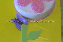 girl birthday / by Julie Fitzsimmons