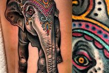 tattoos / by Aryana Khoei