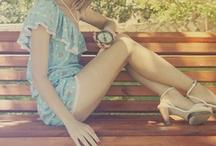 Pretty Styles / by Audrey Kearns