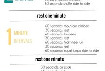 Fitness Ideas /  fitness ideas  / by Paige Thorne