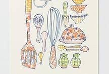 Prints, Patterns / by Pomme Hoontrakul