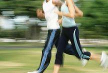 running tips / by Lori Biggs
