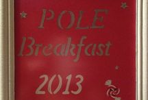 North Pole Breakfast / This is a tradition I have started with my 3 kids. We started this in 2012, and Wish I would have known about it sooner. But it is still so fun for all ages. My oldest child is now 14, and he still likes it. He thinks it is funny the stuff Molly gets into. Of course my 7 yr old loves her and ask every day starting in November when we are having our North Pole breakfast. And he remembers everything about last year. So blessed to be able to be such a big part in my kids memories. ❤️ / by Casey Dollgener