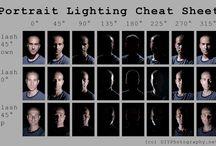 Photos {Lighting} / by Cheryl Paul