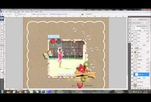 SwL Video Tutorials / by Scrapping with Liz