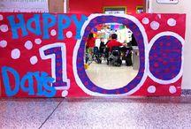 100 Days / by The Kindergarten Smorgasboard