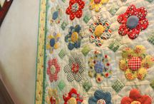 QUILTS / by Darlene Gover