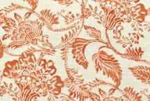 Orange - Tangerine Tango: Pantone 17-1463 / by OnlineFabricStore