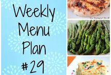 Recipes: Menus / by Jaime Jay