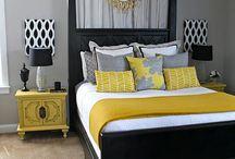 Bedroom Ideas / by Alicia Hansen