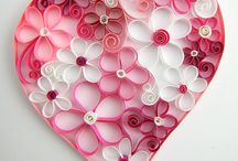 Paper quilling / by Elise Allen