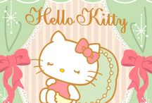 Hello kitty / by Meaghan Ashleyghe