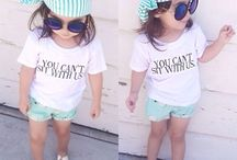 Cute Kids Clothes / by Heather Mitchell
