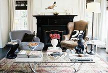 Living Room / by Em Griffin
