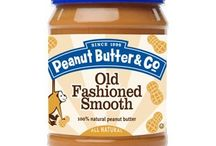 Old Fashioned Smooth / #tasteamazing recipes using our all-natural Old Fashioned Smooth peanut butter / by PeanutButterCo