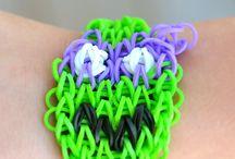 Homeade bracelets / Homeade bracelets / by Isabella Sorichetti