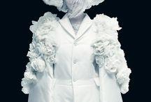 Fashion bizarre / by María Vega