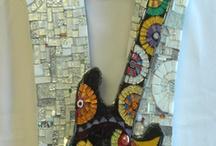 Mosaïque et décor . / by Mary Tig