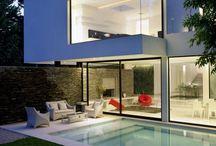 Houses & Pools / by Karenina