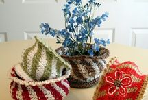 Crocheting / Things I'd like to crochet / by Marcia Hayes