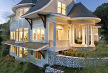 Homes / by Sarah Hurley