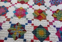 Quilting / Quilts, Quilts, and more Quilts / by Debby Allen
