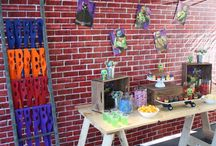 """Tucker's TMNT party """"4"""" / by Karlee Wilmoth"""