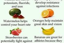 Health benefits / by Letitia Makowski