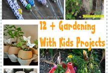 Gardening with Kids / by Paula Henson