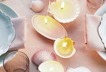 Sea Shell andSea Glass  Ideas / by Sam Nishoff