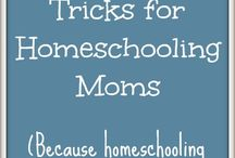 homeschooling / by Michelle Wieseler