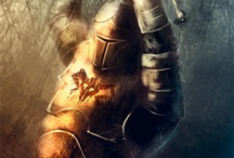 Fantasy & Medieval Art / by Ricardo Jellmayer