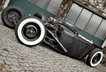 Hot Rods / by Jonathan Campbell