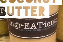 ingr•EAT•ients: clean confections / by Jordan Patton