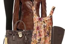 Style - Brown/Beige/Khaki/Tan / by Cammie Hackney