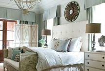 Bedrooms / by Anna Claire Dando