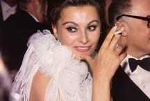 Sophia Loren / by Sophie Hall