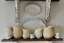 Perfect Pitchers / Pitchers are functional, stylish and completely versatile.  / by Emilia Ceramics