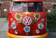 VW & Other Mobile Art / by Cinnamon