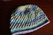 Crochet Inspiration - Hats / by Deana Mateo