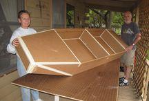 were gonna host a cardboard boat regatta / by Dawnmarie Jackson