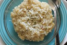 quinoa....my other new obsession :) / by Sarah W.