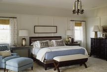 Bedrooms / by Rose St Trading Co .