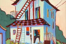 Arte  / Mi casa es tu casa / by Esther Vargas